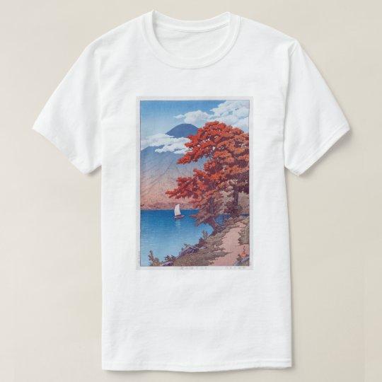 日光中禅寺湖, lac Chûzenji chez Nikkô, Hasui Kawase T-shirt