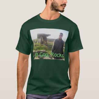 007_7, type de JIM, roches T-shirt