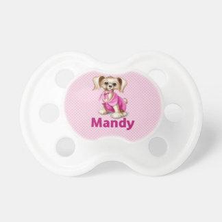 0-6 mois de tétine de BooginHead®, Mandy