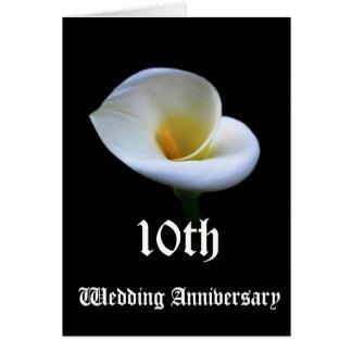 10de huwelijksverjaardag wenskaarten