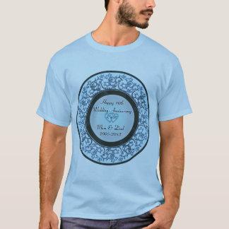 10ème Anniversaire de mariage T-shirt