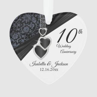 10ème Souvenir d'anniversaire de mariage d'onyx