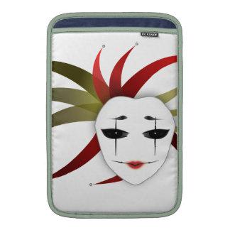 11' douille d'air de Macbook avec Mask de Madame Poche Pour Macbook Air
