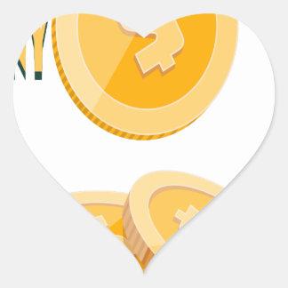 12 février - jour perdu de penny - jour sticker cœur