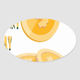 12 février - jour perdu de penny - jour sticker ovale