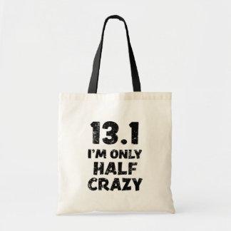 13,1, je suis sac drôle fou seulement demi de