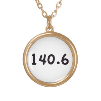140,6 COLLIER PLAQUÉ OR
