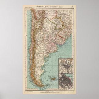 159 Argentine et Chili