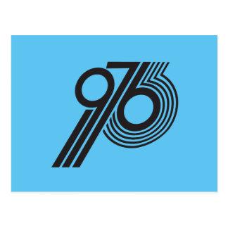 1976 CARTE POSTALE