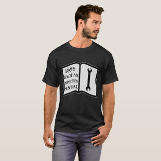 1984 n'est pas un T-shirt d'instruction