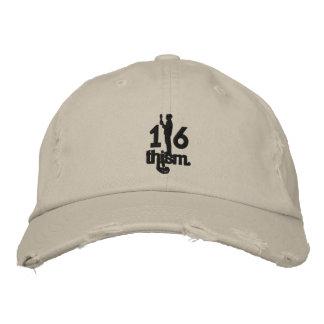 1/6thism_logo_01 chapeaux brodés
