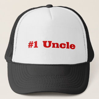 #1 oncle Hat Casquette