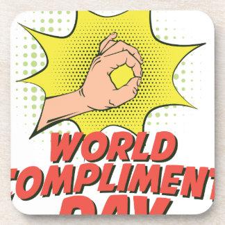 1er mars - jour de compliment du monde sous-bock