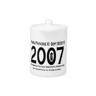 (2007) petites théières VP11