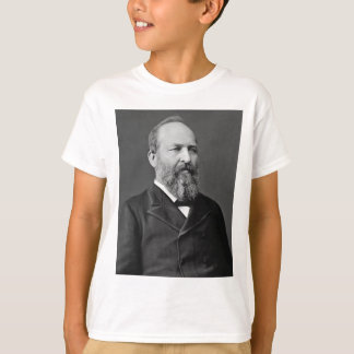 20ème président de James Garfield T-shirt