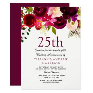 25ème Invitation de fleurs de Bourgogne