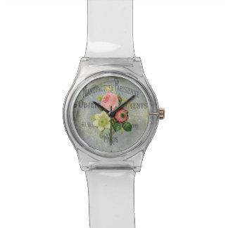 28 mai montre - bouquet vintage