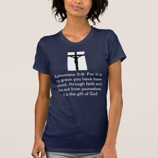 2:8 le Christ d'Ephesians sur le T-shirt de la
