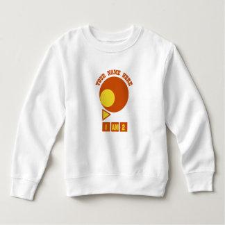 2 ans de sweatshirt mignon HQH