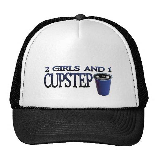 2 filles et 1 Cupstep DUBSTEP DÉGOÛTANT Casquette