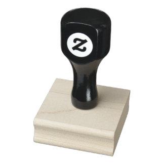 """2"""" x 2"""" de Houten Zegel van de Kunst Rubberstempel"""