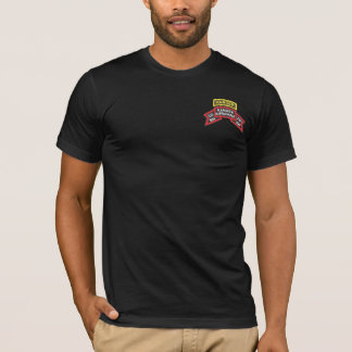 2ème T-shirts de milliard de garde forestière