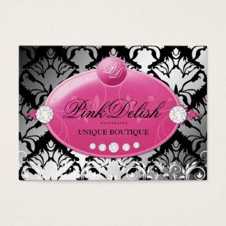 311 Delish rose | rose-foncé 3,5 x 2,5 Cartes De Visite