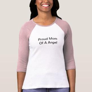 3/4 Mamma van de Engel van het Sleeve T Shirt