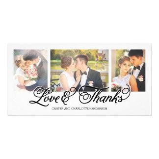 3-foto van het Manuscript van liefdes en van het Fotokaarten