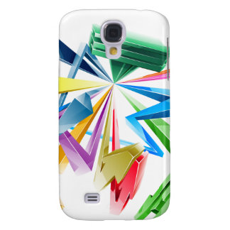 3d Graffiti Galaxy S4 Hoesje