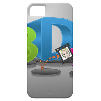 3D ME.png Barely There iPhone 5 Hoesje