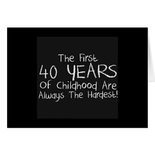 40 jaar humor Verjaardag 40 Jaar Man Humor   ARCHIDEV 40 jaar humor