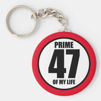 47 - perfection de ma vie porte-clés