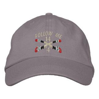 4-14ème La cavalerie Irak a croisé le casquette
