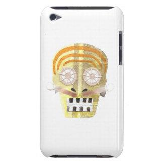 4ème cas de contact d'IPod de génération de crâne Coques iPod Case-Mate
