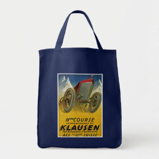 4ème Course Internationale du Klausen Tote Bag