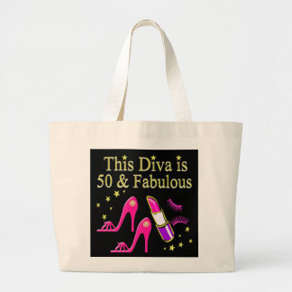 50 ET CONCEPTION FABULEUSE DE DIVA D'ÉBLOUISSEMENT GRAND TOTE BAG