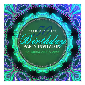 50 invitations fabuleuses super de fête