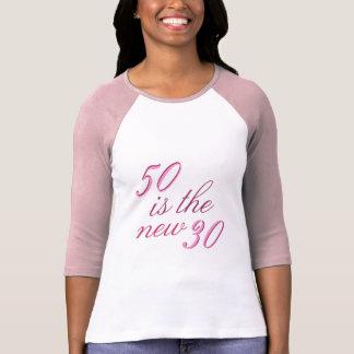 50ste Grap 50 van de Verjaardag is nieuwe 30 T Shirt