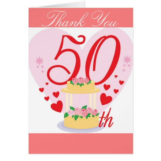 50ste huwelijksverjaardag kaarten
