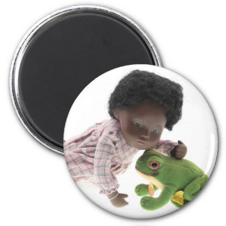 519 Sasha Cara Black bébé aimant