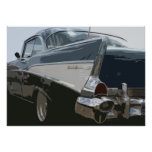 57 Bel Air de Chevy