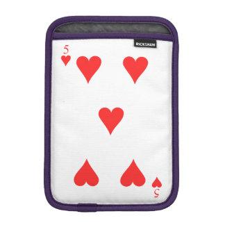 5 de coeurs housse pour iPad mini