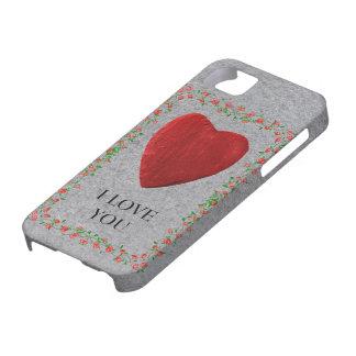 5 I love iPhone you Coques iPhone 5 Case-Mate
