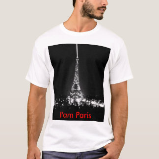 5, I'am Paris T-shirt