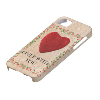 5 Only iPhone with you iPhone 5 Case