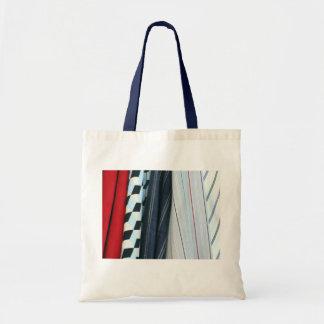 5 tissus avec les motifs géométriques sac en toile budget