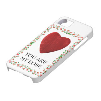 5 You iPhone d'acres my rose iPhone 5 Case