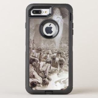 5ème téléphone de Le Pater Coque Otterbox Defender Pour iPhone 7 Plus