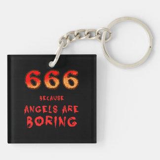 666 SLEUTELHANGER